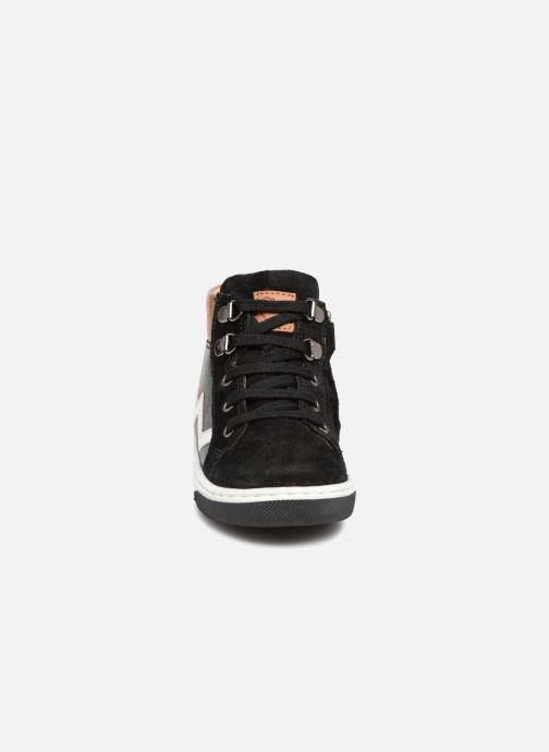 Bottines et boots Shoo Pom Dude Board Noir vue portées chaussures