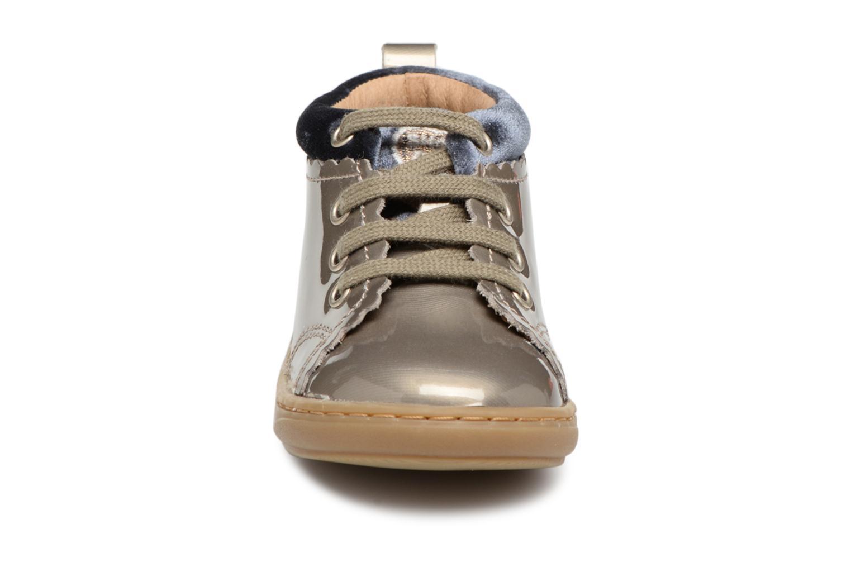 Bottines et boots Shoo Pom Bouba Croquet Gris vue portées chaussures