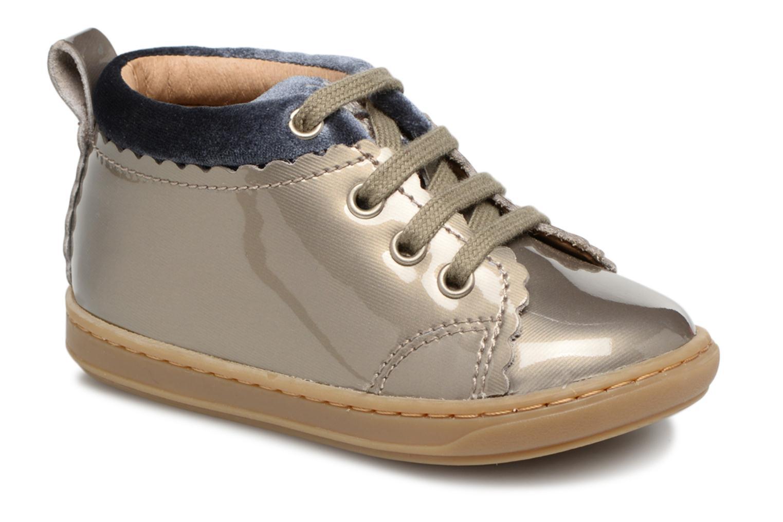 Bottines et boots Shoo Pom Bouba Croquet Gris vue détail/paire
