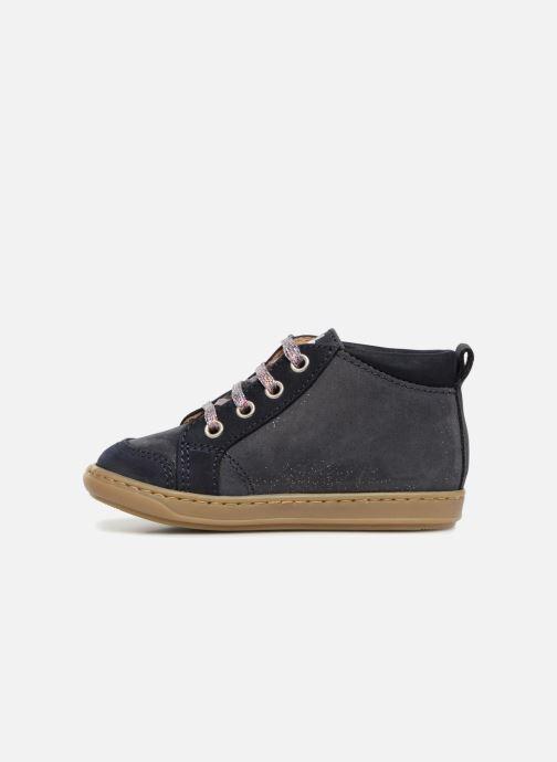 Stiefeletten & Boots Shoo Pom Bouba Licorne blau ansicht von vorne