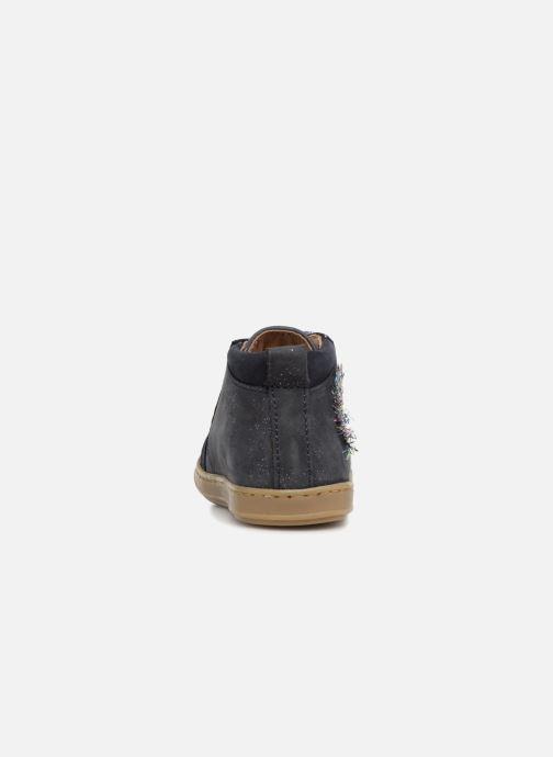 Stiefeletten & Boots Shoo Pom Bouba Licorne blau ansicht von rechts