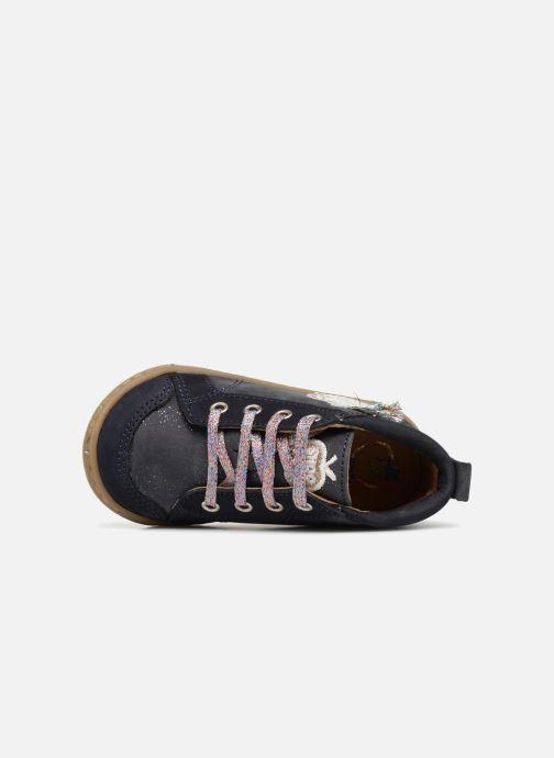 Stiefeletten & Boots Shoo Pom Bouba Licorne blau ansicht von links