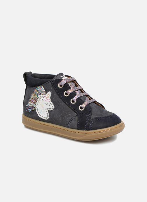 Stiefeletten & Boots Shoo Pom Bouba Licorne blau detaillierte ansicht/modell