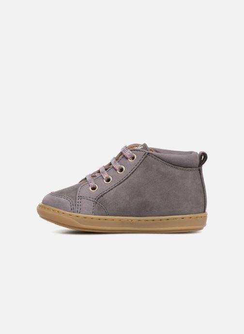 Stiefeletten & Boots Shoo Pom Bouba Licorne grau ansicht von vorne