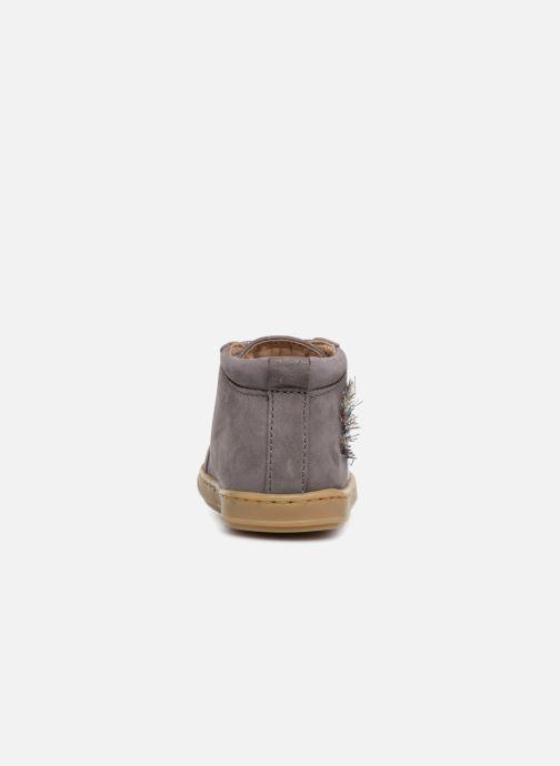 Bottines et boots Shoo Pom Bouba Licorne Gris vue droite