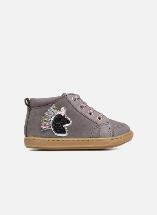 Stiefeletten & Boots Shoo Pom Bouba Licorne grau ansicht von hinten