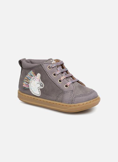 Stiefeletten & Boots Shoo Pom Bouba Licorne grau detaillierte ansicht/modell