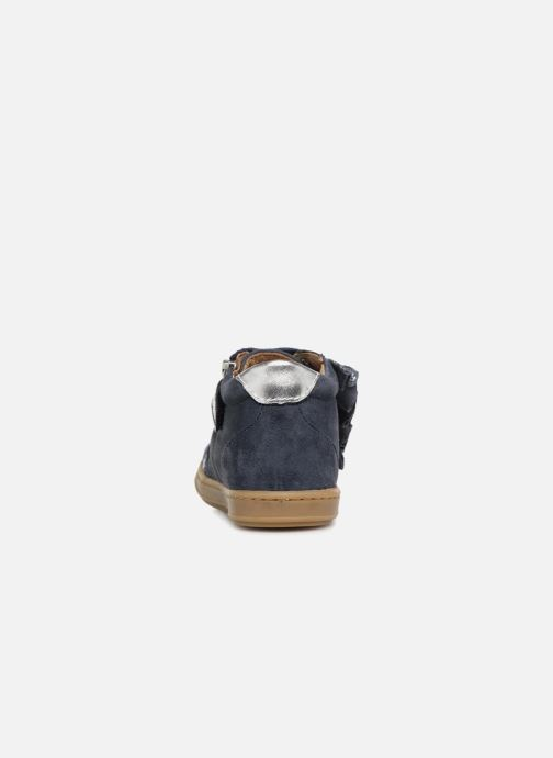 Ankle boots Shoo Pom Bouba Frifri Blue view from the right