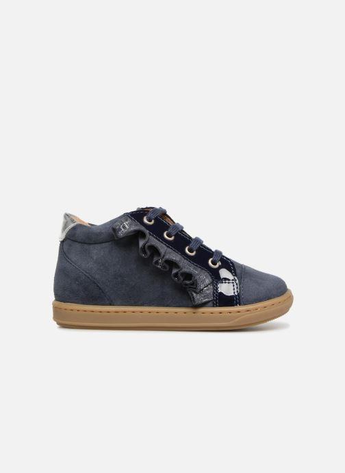 Ankle boots Shoo Pom Bouba Frifri Blue back view