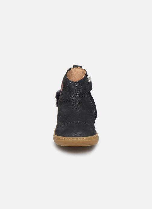 Boots en enkellaarsjes Shoo Pom Bouba Pimpin Blauw model