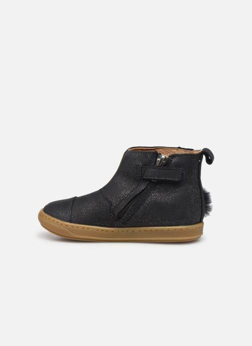 Boots en enkellaarsjes Shoo Pom Bouba Pimpin Blauw voorkant