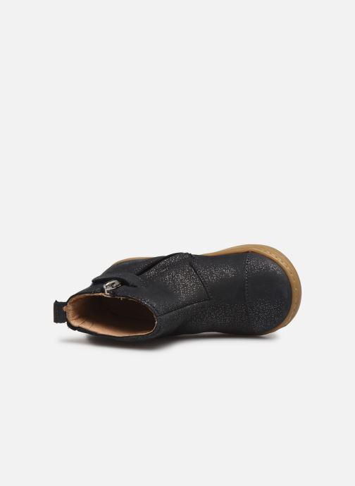 Bottines et boots Shoo Pom Bouba Pimpin Bleu vue gauche