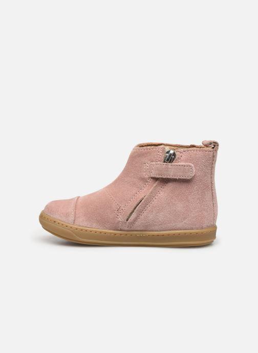 Boots en enkellaarsjes Shoo Pom Bouba Pimpin Roze voorkant