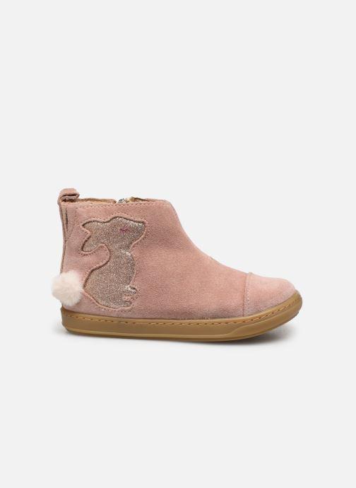 Boots en enkellaarsjes Shoo Pom Bouba Pimpin Roze achterkant