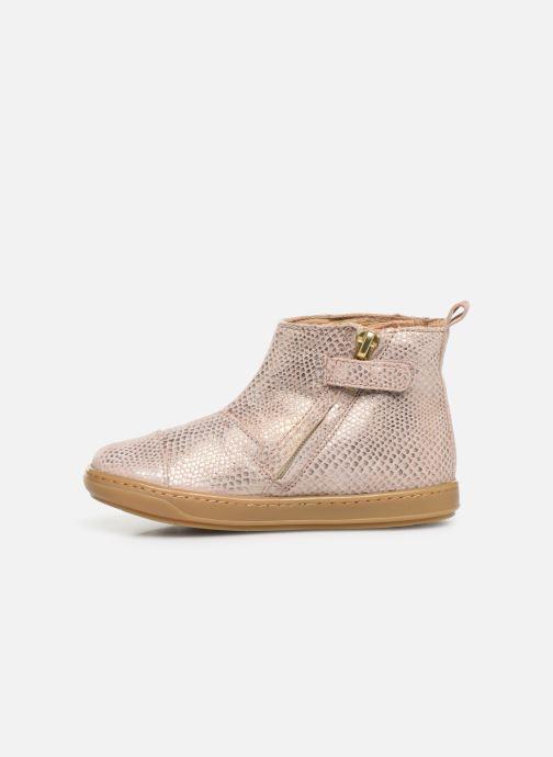 Stiefeletten & Boots Shoo Pom Bouba Pimpin rosa ansicht von vorne