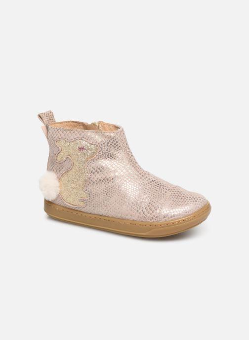 Boots en enkellaarsjes Shoo Pom Bouba Pimpin Roze detail