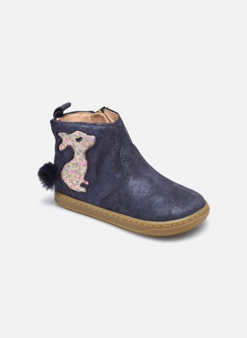 Stiefeletten & Boots Shoo Pom Bouba Pimpin blau detaillierte ansicht/modell
