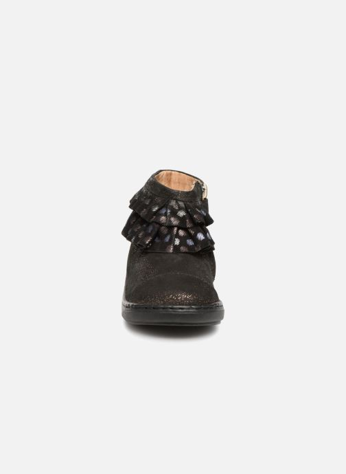 Ankelstøvler Shoo Pom Bouba Frou-Frou Sort se skoene på