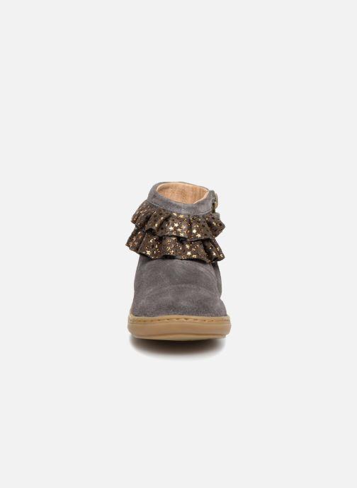 Ankle boots Shoo Pom Bouba Frou-Frou Grey model view