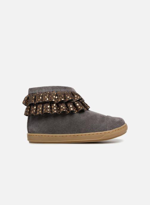 Ankle boots Shoo Pom Bouba Frou-Frou Grey back view