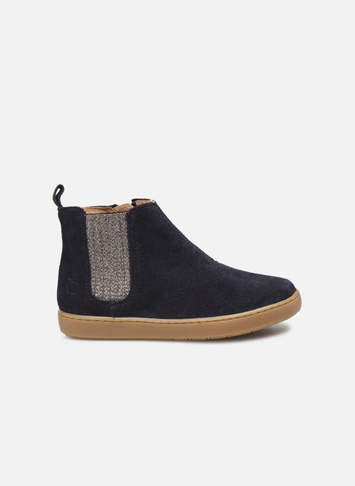 Boots en enkellaarsjes Shoo Pom Play Shine Elast Blauw achterkant