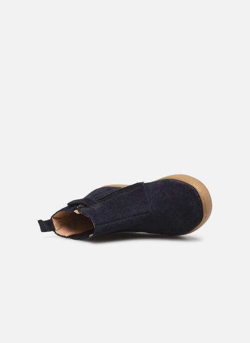 Boots en enkellaarsjes Shoo Pom Play Shine Elast Blauw links