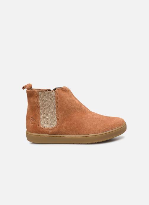 Bottines et boots Shoo Pom Play Shine Elast Marron vue derrière