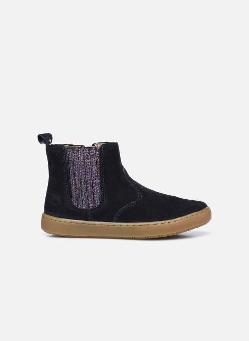 Bottines et boots Shoo Pom Play Shine Elast Bleu vue derrière