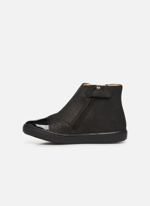 Bottines et boots Shoo Pom Play Hills Noir vue face