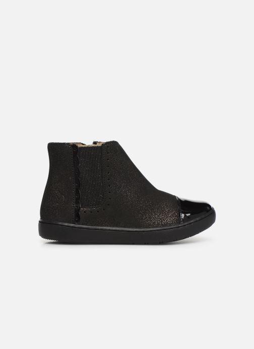 Bottines et boots Shoo Pom Play Hills Noir vue derrière