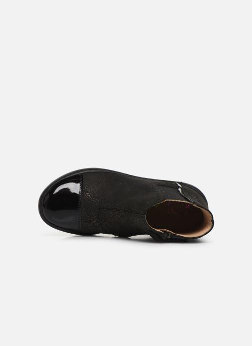 Bottines et boots Shoo Pom Play Hills Noir vue gauche