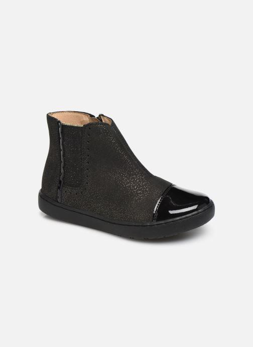 Bottines et boots Shoo Pom Play Hills Noir vue détail/paire
