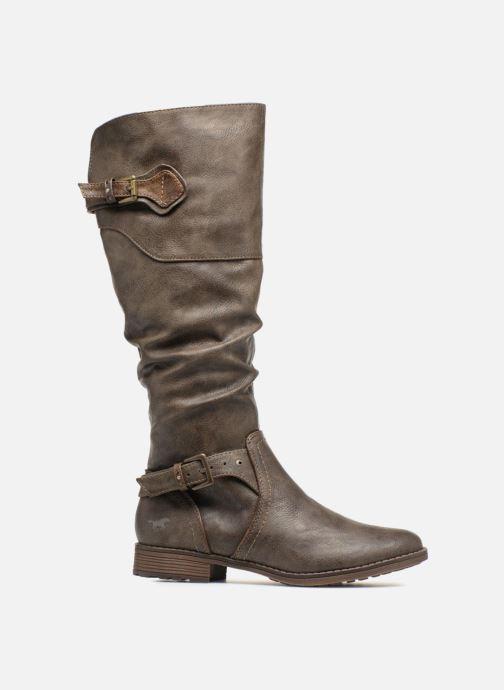 Mustang shoes Morgana (Gris) Bottes chez Sarenza (339961)