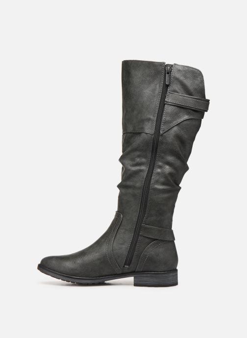 Støvler & gummistøvler Mustang shoes Morgana Grå se forfra