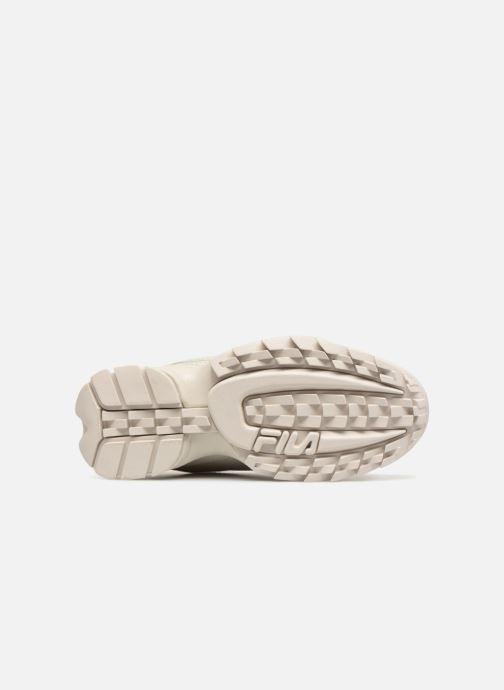 Sneakers FILA Disruptor Beige Beige se foroven