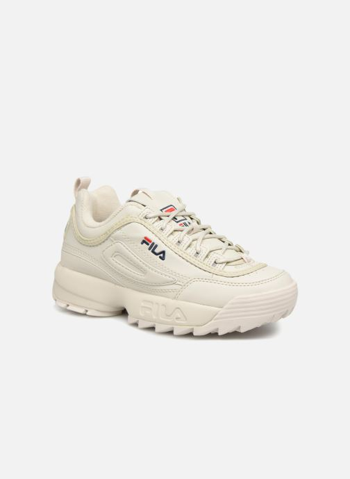 a051871cfb5 FILA Disruptor Beige (Beige) - Sneakers chez Sarenza (339962)