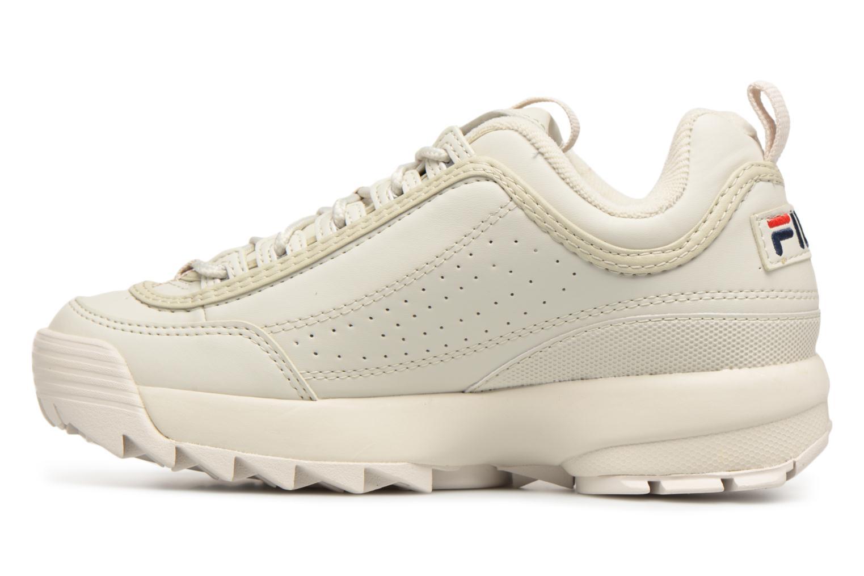Sneaker FILA Disruptor Beige beige ansicht von vorne