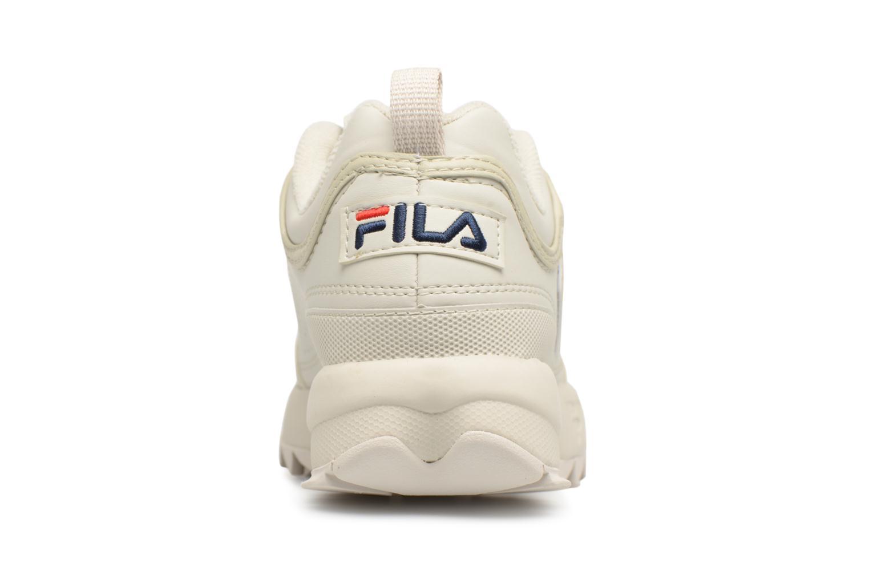 Sneaker FILA Disruptor Beige beige ansicht von rechts