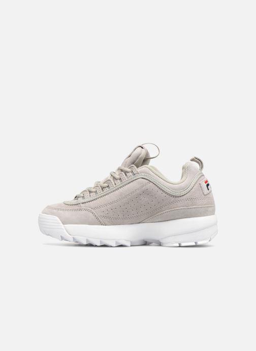FILA Disruptor Suede (Grijs) Sneakers chez Sarenza (339964)