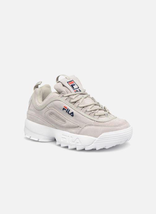 339964 Chez Disruptor Sneakers grijs Suede Sarenza Fila F4Yqn