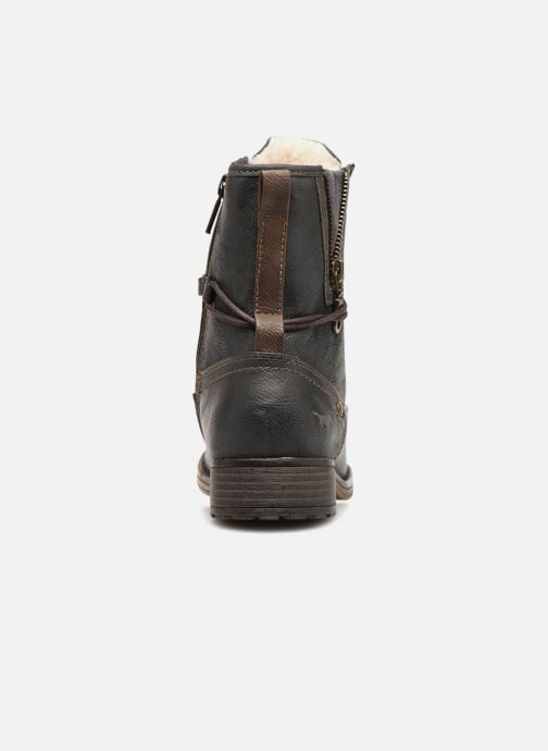 Stiefeletten & Boots Mustang shoes Bolen grau ansicht von rechts