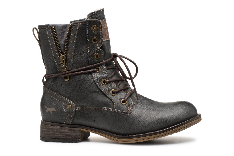 Bottines et boots Mustang shoes Bolen Gris vue derrière