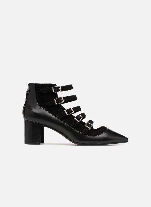Boots en enkellaarsjes What For Wil Zwart achterkant