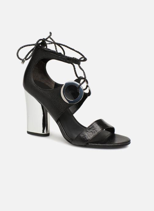 Sandalen What For Neda schwarz detaillierte ansicht/modell