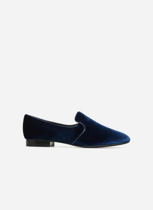 Loafers What For Mocassins Blue back view