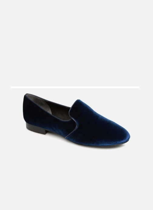 Loafers What For Mocassins Blue detailed view/ Pair view
