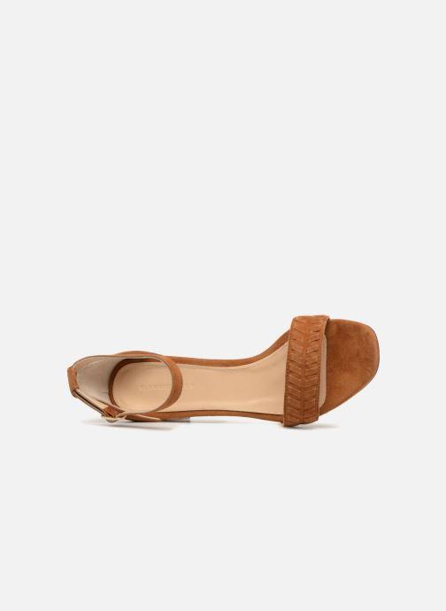 Sandales et nu-pieds Tila March TMS264-PA-02-59 Marron vue gauche
