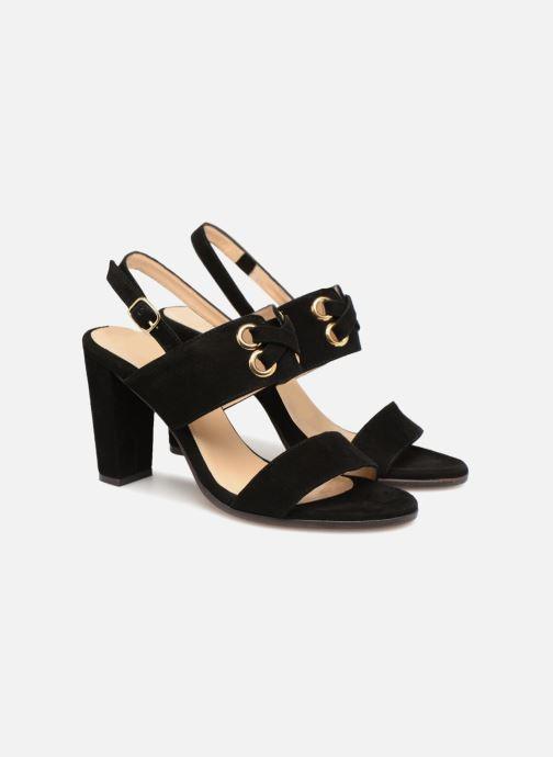 Sandales et nu-pieds Tila March TMS262-MO-02-01 Noir vue 3/4