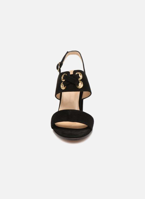 Sandales et nu-pieds Tila March TMS262-MO-02-01 Noir vue portées chaussures