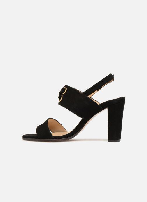 Sandales et nu-pieds Tila March TMS262-MO-02-01 Noir vue face